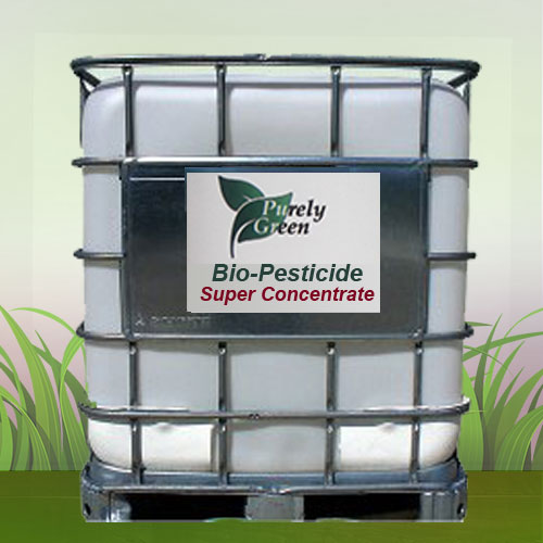 Bio-Pesticide 250 Gallon Tote